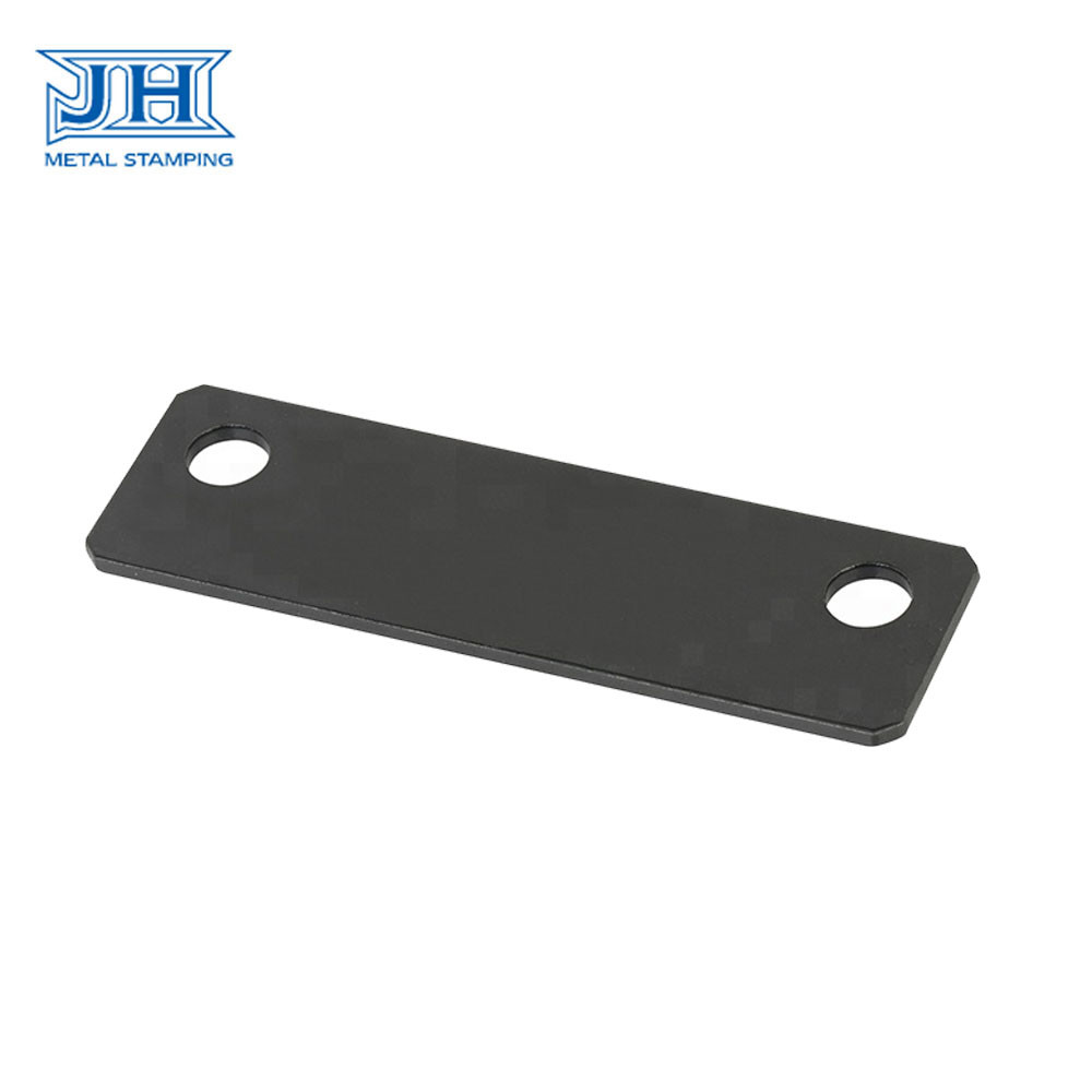 Accurate Refrigeration Equipment Parts Metal Spare Parts Black Powder Coating Finish